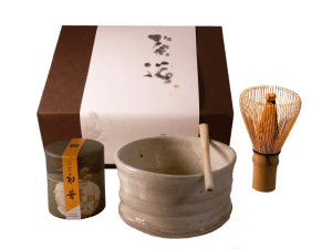 coffret matcha royal