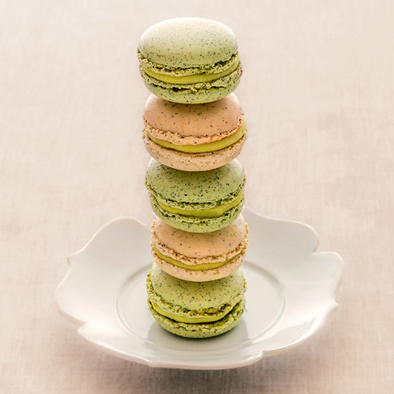 macarons-recette