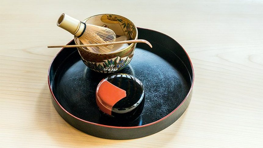 """We invite you to follow the steps step by step in order to create your own """"matcha"""" tea with us in the shop!"""